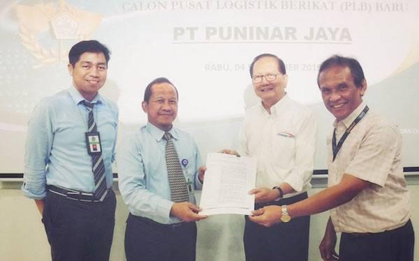 Bea Cukai Berikan Izin PLB kepada PT Puninar Jaya - JPNN.com