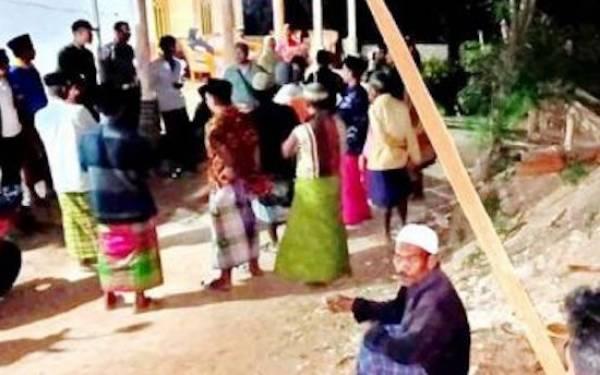 Madruna Diamuk Massa Lantaran Paksa Begituan dengan Istri Orang - JPNN.com