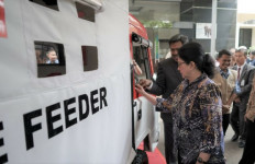 Kesan Menkes Nila Moeloek Terhadap Mobil Multiguna Buatan Anak Bangsa AMMDes - JPNN.com