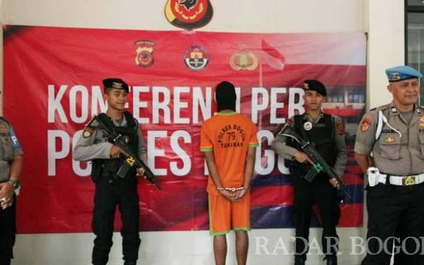Pelaku Sodomi-Pembunuh Bocah di Bogor Diringkus Polisi - JPNN.com