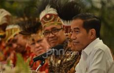 Jokowi Paksa BUMN Rekrut 1.000 Sarjana Asal Papua, Bagaimana Honorer? - JPNN.com
