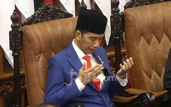 BJ Habibie Meninggal Dunia, Presiden Jokowi Sampaikan Belasungkawa - JPNN.com