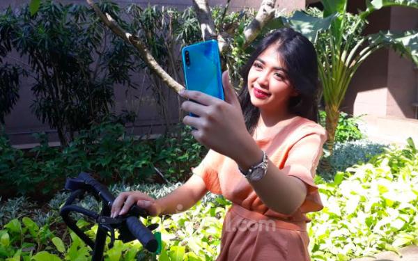 Samsung Galaxy A50s Bawa Kamera 48MP, Harganya Terjangkau - JPNN.com