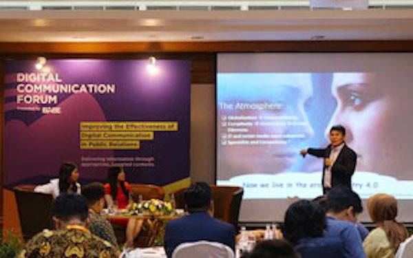 Dukung Industri 4.0, BaBe Luncurkan Forum Konten Generasi Baru  - JPNN.com