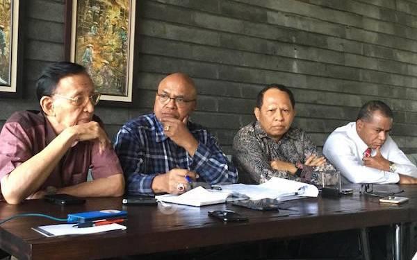 Forum Lintas Hukum Indonesia Membedah Rancangan Revisi UU KPK, Nih Catatannya - JPNN.com