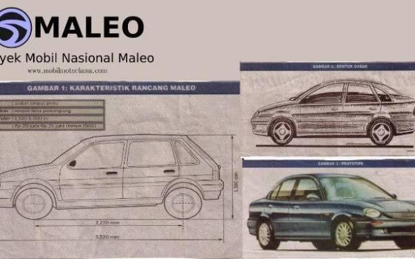Maleo, Program Mobnas Hingga Kendaraan Hidrogen Rancangan BJ Habibie - JPNN.com