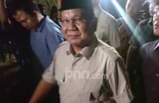 Bertakziah ke Rumah Duka Mendiang Habibie, Prabowo Bilang Begini - JPNN.com