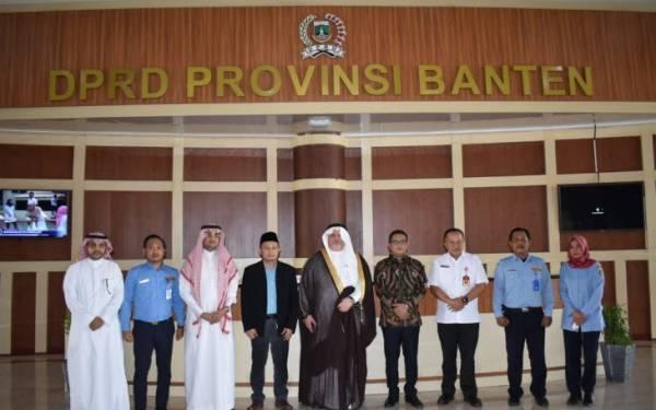 Dubes Arab Saudi Tawarkan Kerja Sama dengan Pemprov Banten - JPNN.com