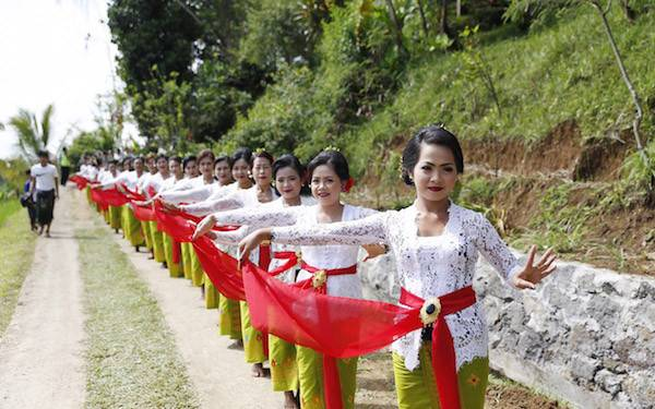 Festival Jatiluwih Angkat Budaya dan Pariwisata Lokal - JPNN.com
