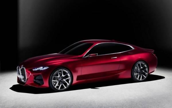 BMW Concept 4, Cerminan Strategi Masa Depan - JPNN.com