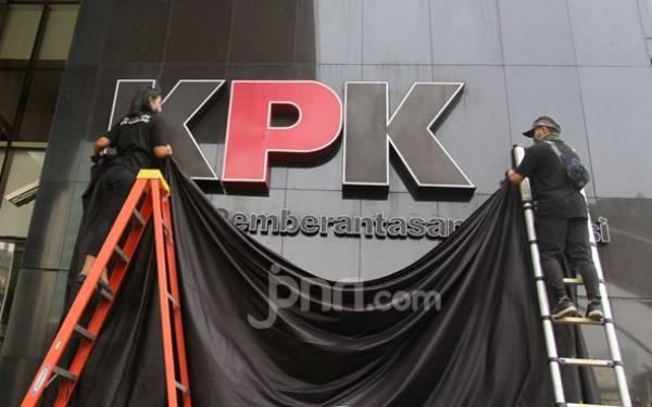 Kompol Bambang Setuju Demonstran Copot Kain Hitam yang Dipasang Wadah Pegawai KPK - JPNN.com