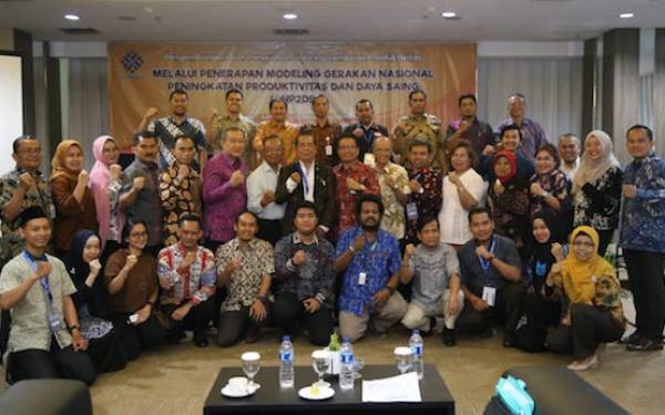 Kemnaker Dorong Kementerian dan Lembaga Bentuk Tim Penggerak GNP2DS - JPNN.com
