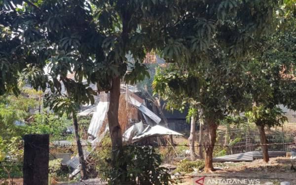 Gudang Bahan Peledak di Mako Brimob Srondol Jateng Meledak - JPNN.com