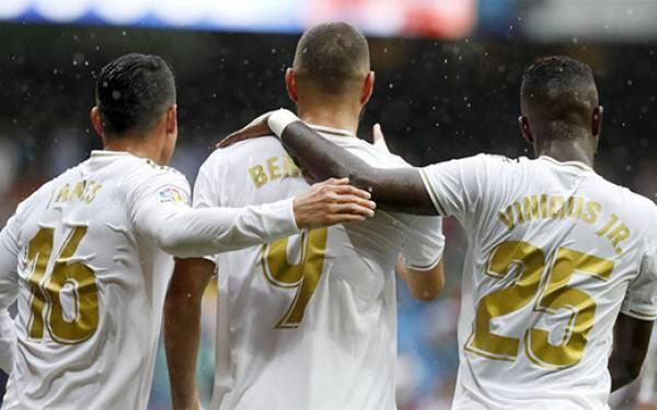 Sempat Unggul 3 Gol, Real Madrid Nyaris Gagal Menang Lawan Levante - JPNN.com