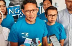 Ditanya Posisi Menteri Jelang Pelantikan Jokowi, Begini Reaksi Sandiaga - JPNN.com