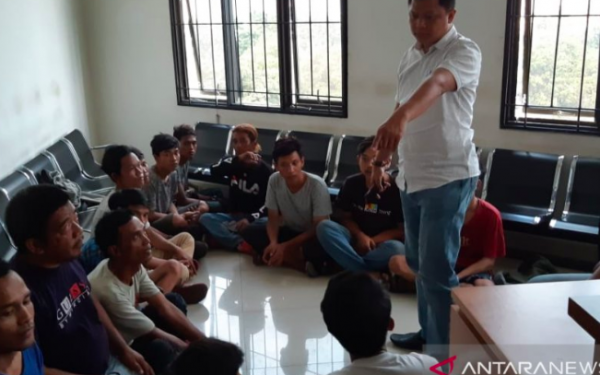55 Orang Ini Preman yang Sering Meresahkan Warga Jakarta - JPNN.com