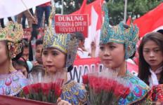 Perempuan-perempuan Cantik Ini juga Dukung Revisi UU KPK - JPNN.com