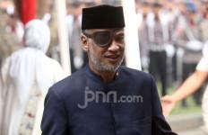 Terungkap Penyebab Mata Kanan Thareq Kemal Habibie Ditutup - JPNN.com