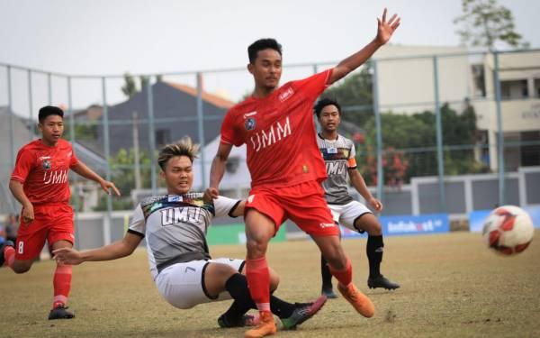 UMJ Pertahankan Gelar Juara LIMA Football Nationals - JPNN.com