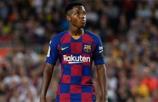 Bocah Barcelona Tendang Inter Milan ke Liga Europa - JPNN.com