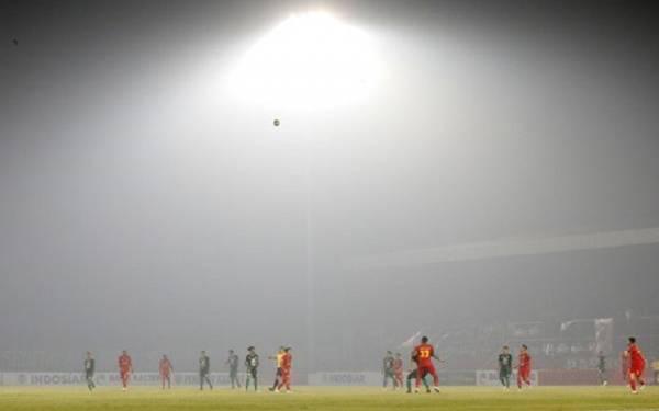 Dampak Kabut Asap, Klub Asal Kalimantan Terancam Jadi Tim Musafir - JPNN.com
