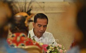 Jokowi Imbau Demonstran di Wamena Jangan Rusak Fasilitas Umum - JPNN.com