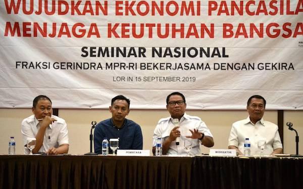 Fraksi Gerindra MPR Gelorakan Semangat Menjaga Persatuan Bangsa - JPNN.com