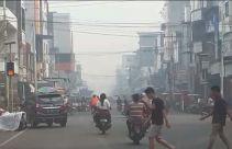 3 Kiat Lindungi Kulit dari Kabut Asap - JPNN.com