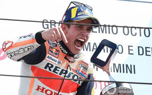 Tercepat di Buriram, Marquez Kunci Gelar Jawara MotoGP 2019 - JPNN.com