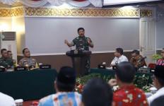 Panglima Yakin Penggunaan Drone TNI AU Bermanfaat Pantau Titik Api Karhutla - JPNN.com