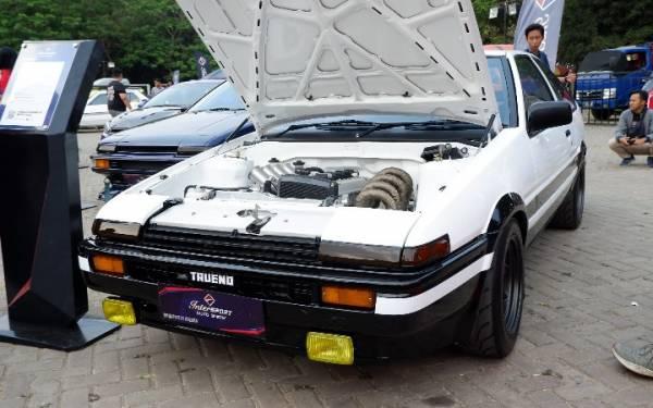 Intersport Auto Show Bekasi Melahirkan Kelas Neraka, Ini Jawaranya - JPNN.com
