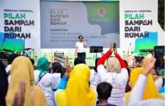 Gerakan Nasional Pilah Sampah dari Rumah Resmi Diluncurkan - JPNN.com