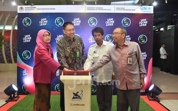 KLHK Ajak Anak-Anak Cintai Ozon Melalui Wahana - JPNN.com