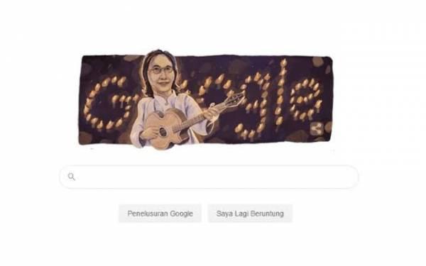Cara Google Doodle Ajak Warganet Menyalakan Kembali