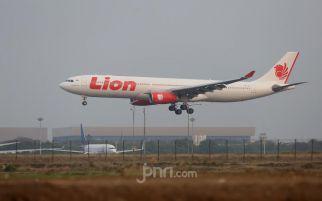 Pesawat Lion Air yang Tergelincir di Lampung Berhasil Dievakuasi