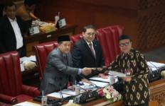 Revisi UU MD3: DPR dan Pemerintah Sepakat Pimpinan MPR jadi 10 Orang - JPNN.com