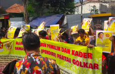 Tuntut Kader Pembangkang di Golkar Diberi Sanksi - JPNN.com