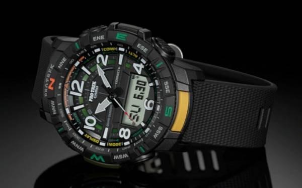 Performa Casio Pro Trek PRT-B50 Mulai Dekati G-Shock - JPNN.com