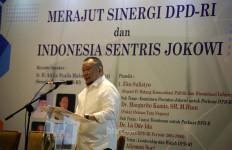 La Nyalla Ingin DPD Ikut Wujudkan Pembangunan Indonesia Sentris - JPNN.com