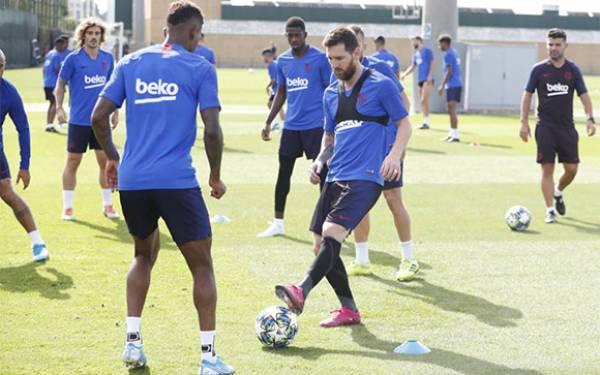 Lionel Messi Masuk Daftar 22 Pemain Barcelona yang Dibawa ke Dortmund - JPNN.com
