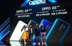 Oppo A9 2020 Resmi Dijual di Jakarta, Harganya Terjangkau - JPNN.com