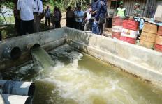 Pompanisasi Sungai Bengawan Solo Jadi Berkah Petani Tuban - JPNN.com