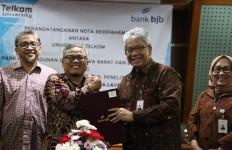 Pengembangan Sumber Daya Institusi antara Bank BJB dengan Telkom University - JPNN.com