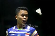Denmark Open 2019: Ginting Pengin Lebih Tajam - JPNN.com