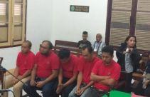 Empat Oknum Polisi Diadili Lantaran Lakukan Pemerasan Terhadap Keluarga Tersangka - JPNN.com