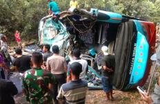 Kecelakaan Maut, Sopir Rosalia Indah jadi Tersangka - JPNN.com