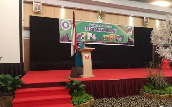 Buku Keislaman Jokowi Hadir di Padang - JPNN.com