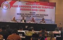 Orientasi Anggota DPD, OSO: Prioritaskan Keberpihakan ke Daerah - JPNN.com
