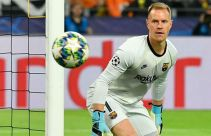 Pengakuan Ter Stegen Usai Menjadi Pahlawan Barcelona di Kandang Dortmund - JPNN.com