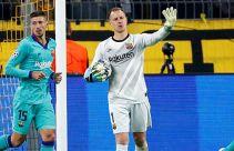 Stegen Dianggap Melanggar Aturan, Penalti Dortmund Seharusnya Diulang - JPNN.com